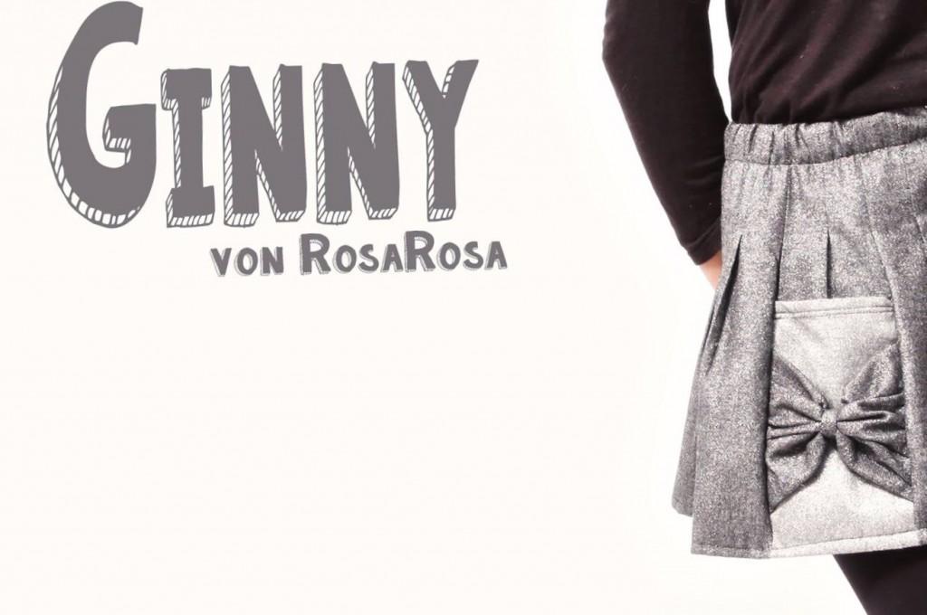 Probenähen 'Ginny' für RosaRosa