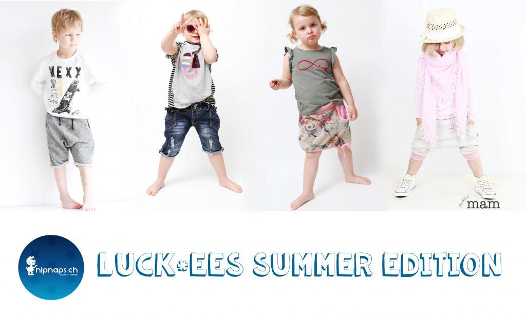 Luckees Summer Edition