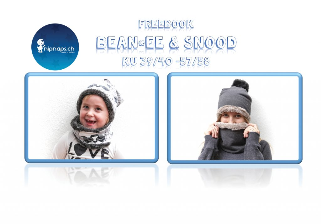 Freebook Bean*ee & Snood for the whole family