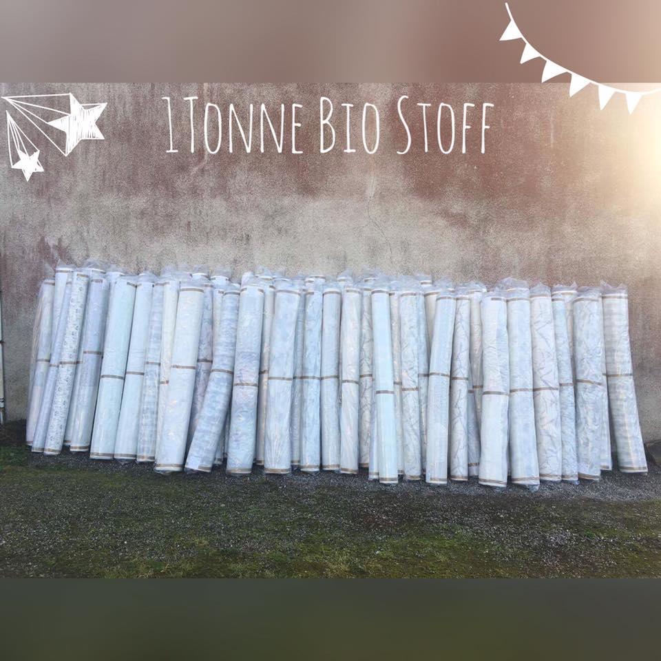 1 Tonne Bio Fabrics & Mompreneurs